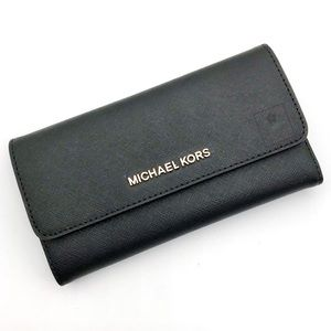 Michael Kors -Jet Set Travel -Large Trifold Wallet